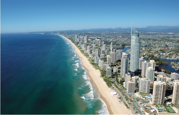Australia Gold Coast Images Gold Coast in Queensland