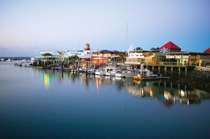 Hervey Bay Boat Harbour