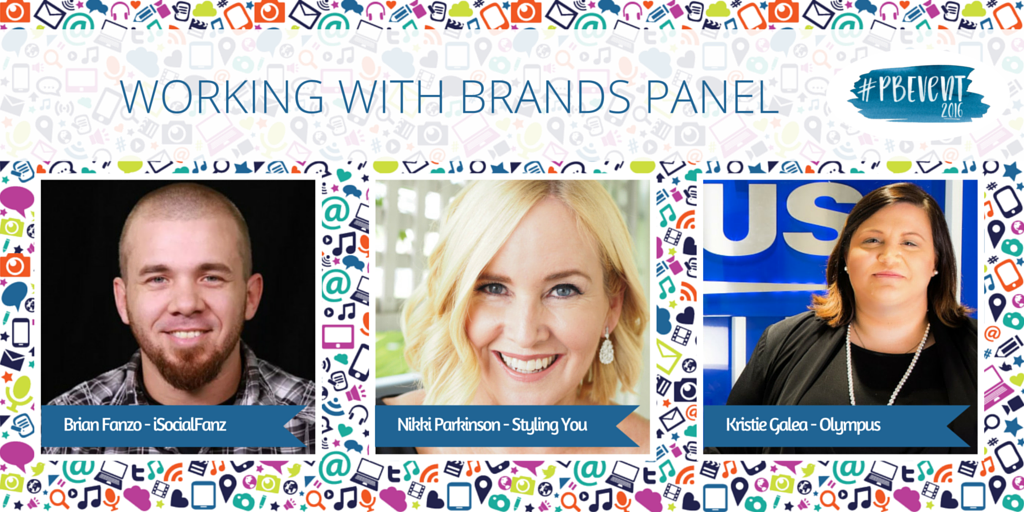 Working With Brands Panel