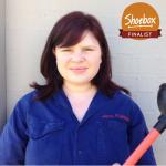 Rebecca (Plumbette) - Shoebox Finalist