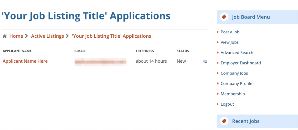 applicant-listing