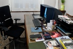 blogger workstation