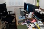 blogger workstation