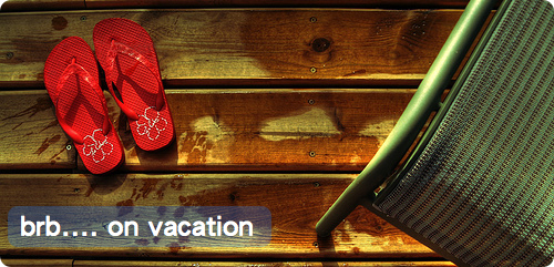 Blog-Vacation