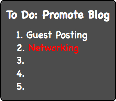 Blog-Promotio - Networking