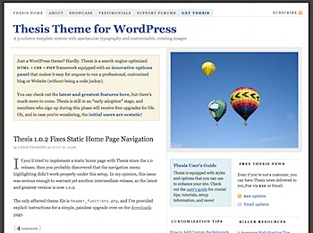 Thesis theme wordpress help how to write a good application movie review