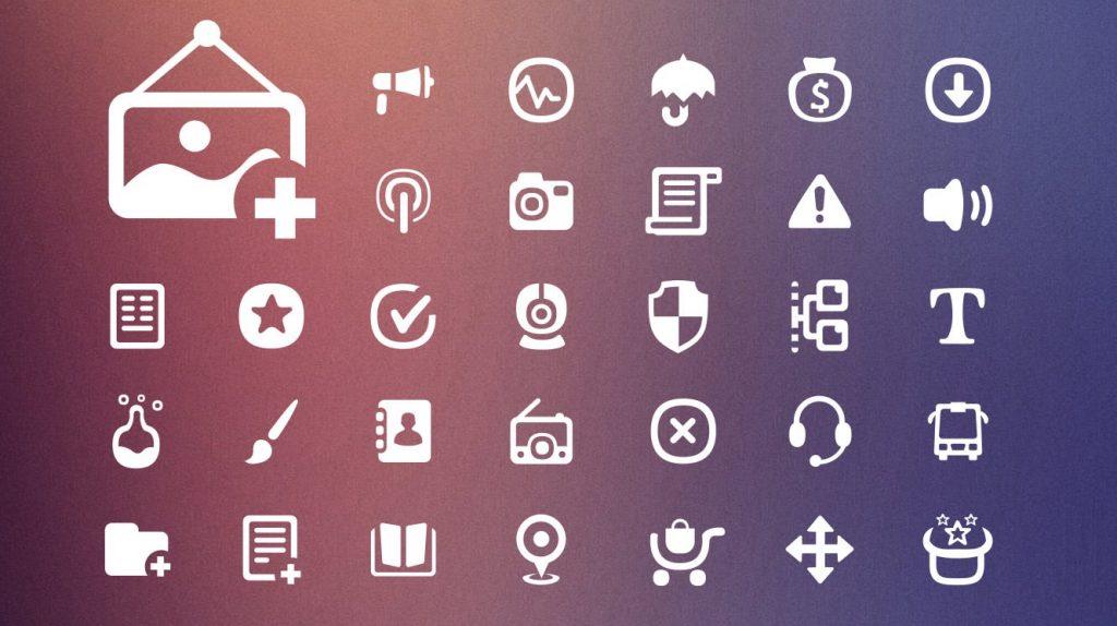IconCategories