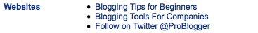 LinkedIn blog