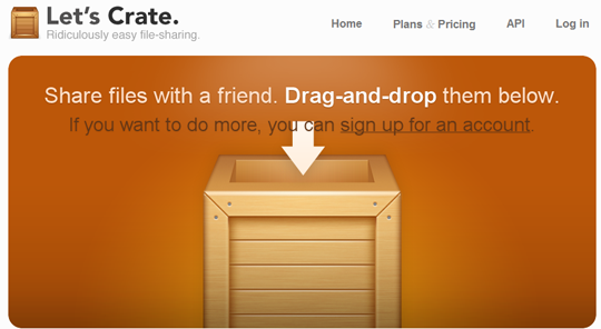 Let's Crate