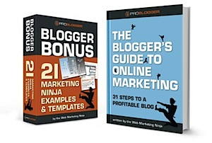 online marketing kit for bloggers