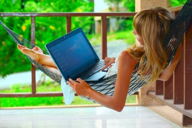 Remote blogging