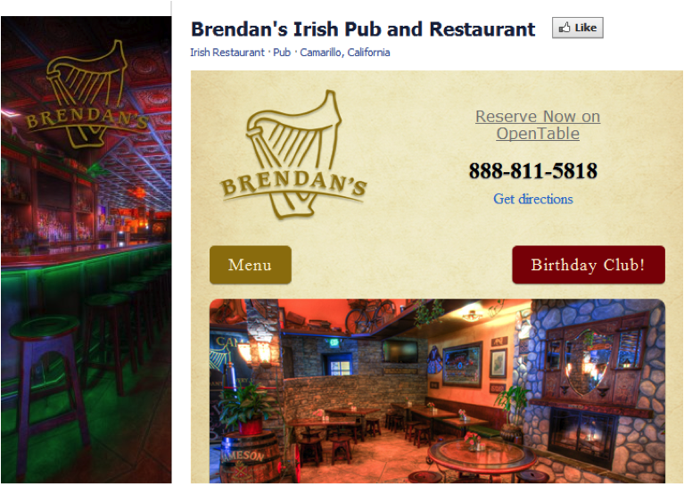 Brendan's Irish Pub