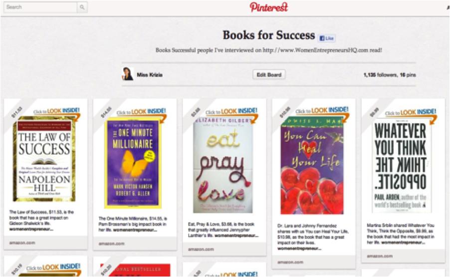 books for success