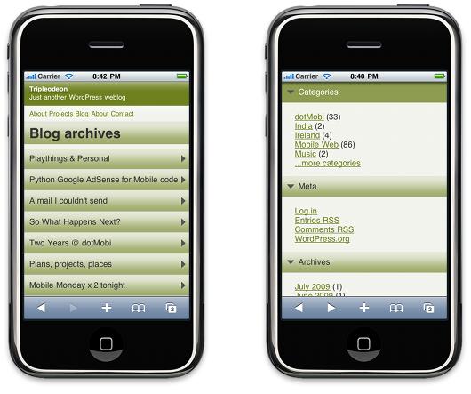 wordpress_mobile_plugin
