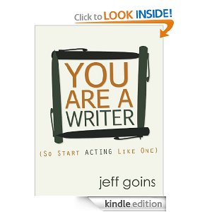 Goins Writer book cover