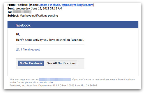 facebook-email