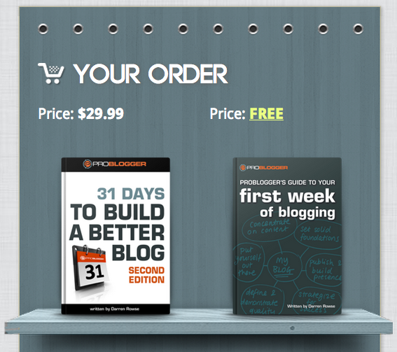 Lost Your Blogging Groove? Kickstart it with this 2 for 1 Deal on ProBlogger eBooks