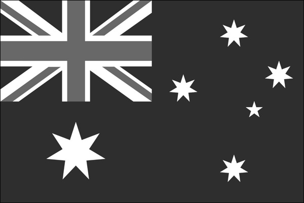 Australian flag ChMix
