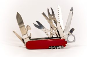 Swiss Army Knife of blog tools
