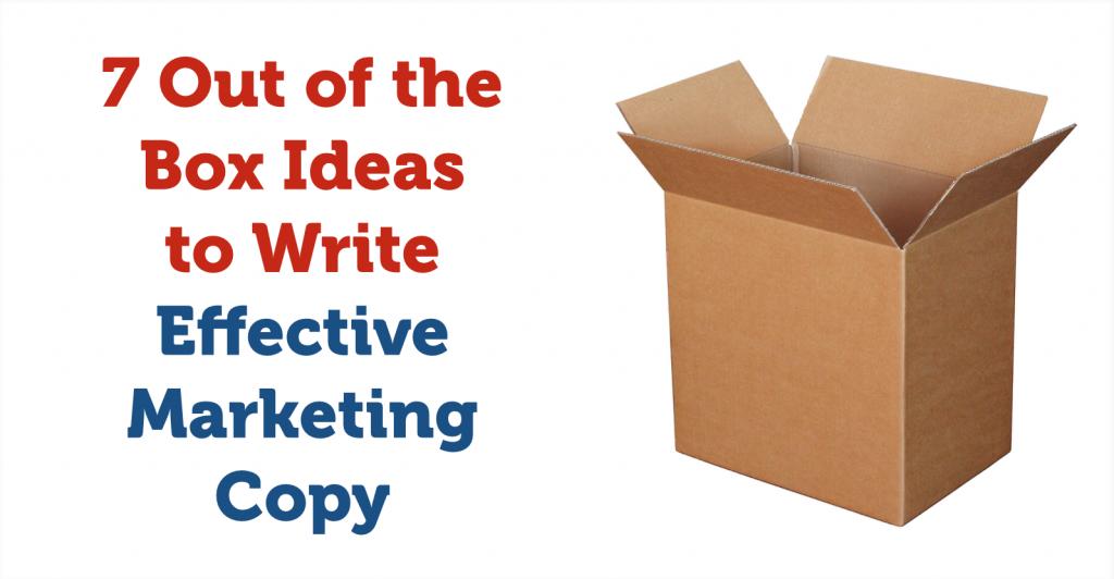 effective marketing copy