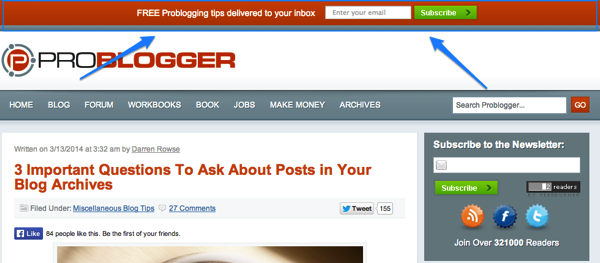 3 Important Questions To Ask About Posts in Your Blog Archives ProBlogger 13