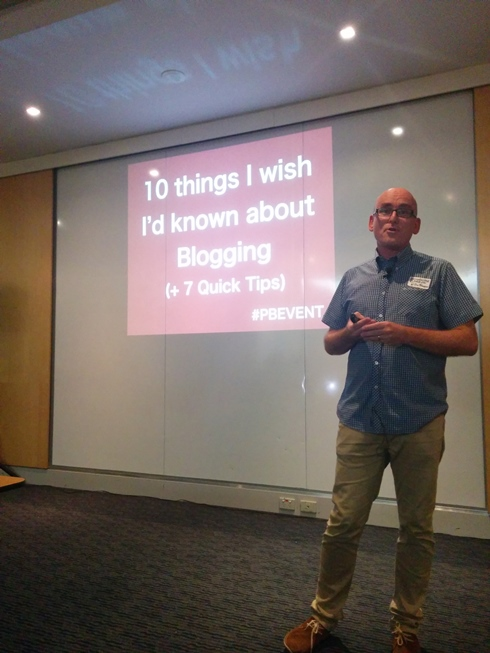 Darren Rowse's 10 Blogging Lessons