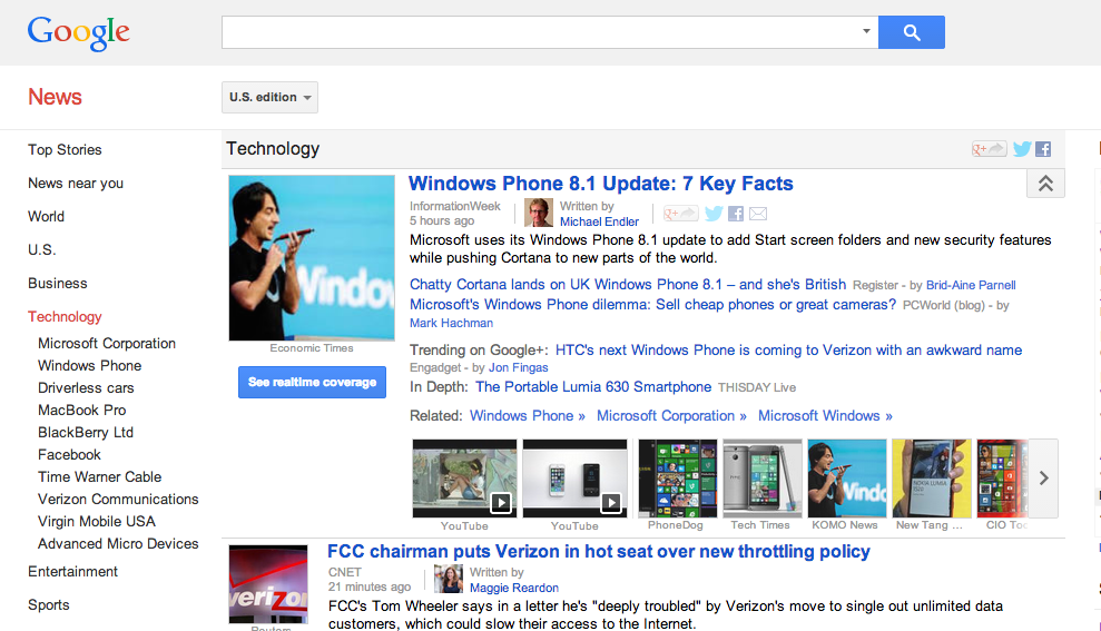 Increase Your SEO By Appearing on Google News