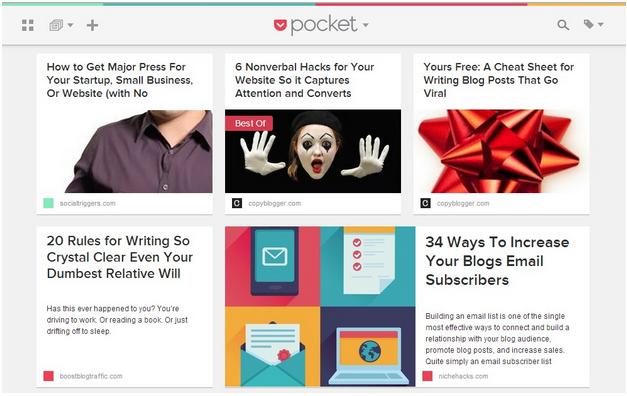 I Migliori 15 Strumenti Online Per fare Web Marketing-pocket