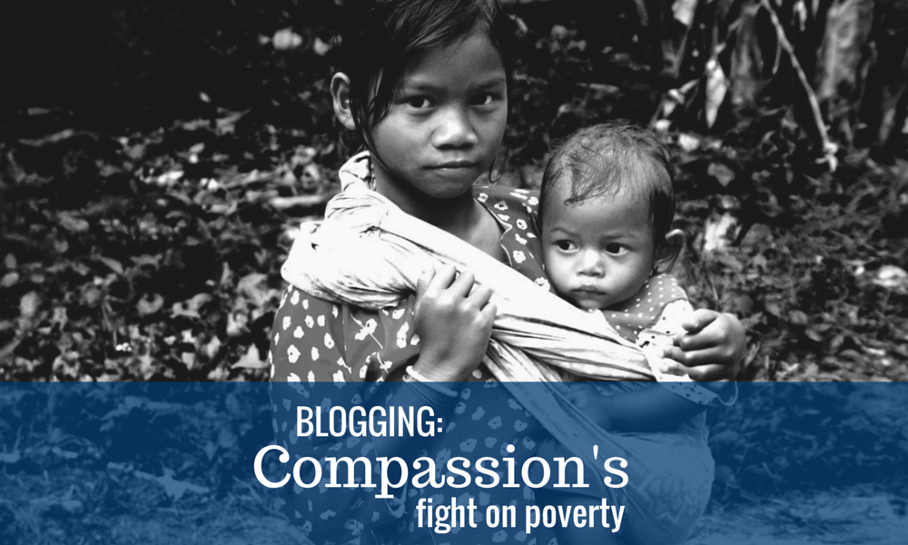 How Compassion International Uses Blogging to Save Lives