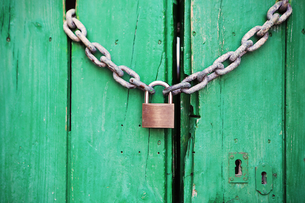 door-green-closed-lock How to Prevent Black Hat SEO Techniques Against Your Vulnerable Website