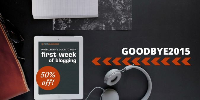 First Week of Blogging Guide