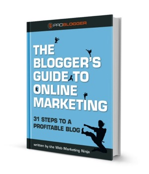 Bloggers guide online marketing 1