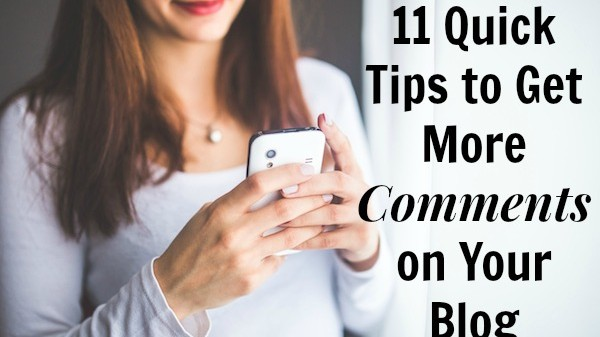 Have you seen comments drop off your blog in the last few years? Try these 11 quick tips to get them back again! On ProBlogger.net