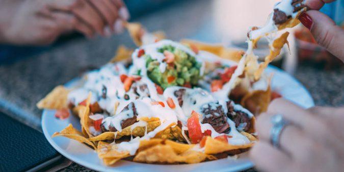 mmmm nachos...