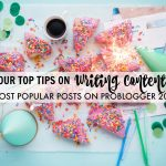 ProBlogger Most Popular Posts on Content 2016