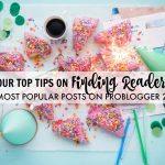 ProBlogger Most Popular Posts on Finding Readers 2016