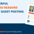 7 Powerful Non-SEO Reasons to Try Guest Posting