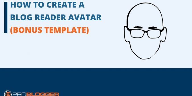 How to create a blog reader avatar