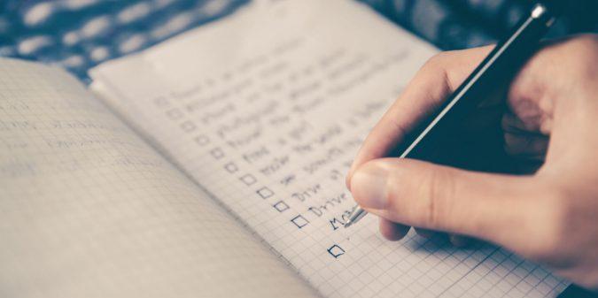 Plan your blog post