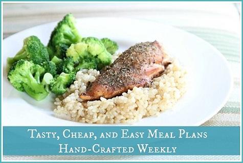 Erin Chase 5 dollar meal plan