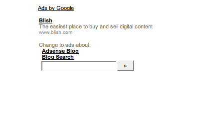 Adsense-Change-To