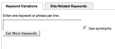 Adwords-Keyword-Tool