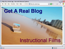 Get-A-Real-Blog-Videos