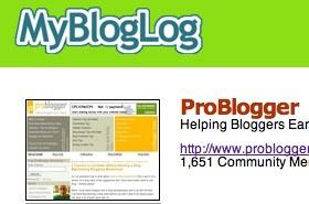 Mybloglog-Problogger