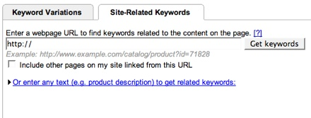Site-Targeted-Keywords
