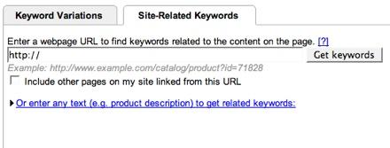Site-Targeted-Keywords