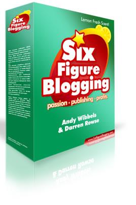 Six-Figure-Blogging