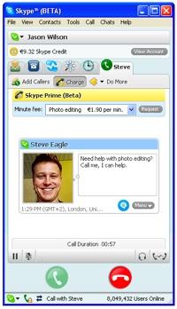 Skype-Prime